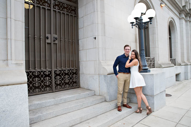 engagement  portrait photos