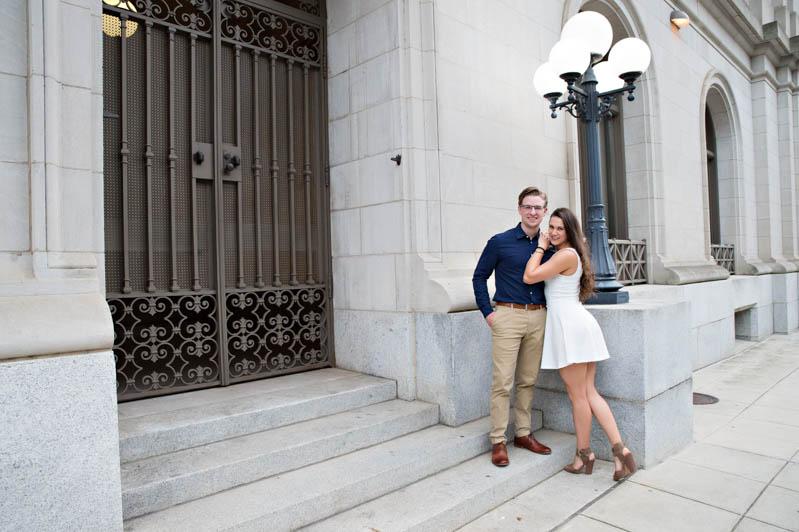 engagement  portrait photos