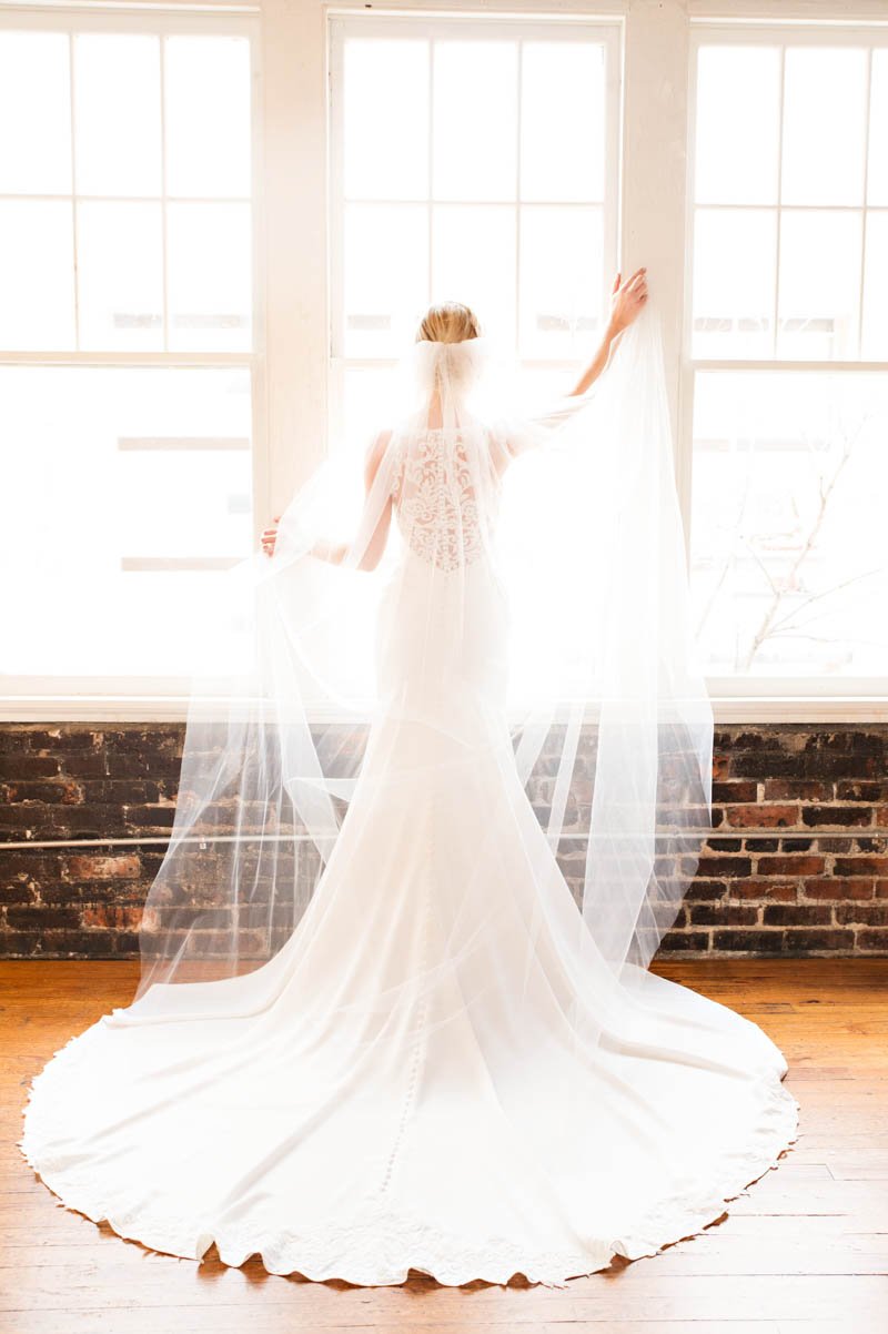 bridal portrait photos raleigh nc