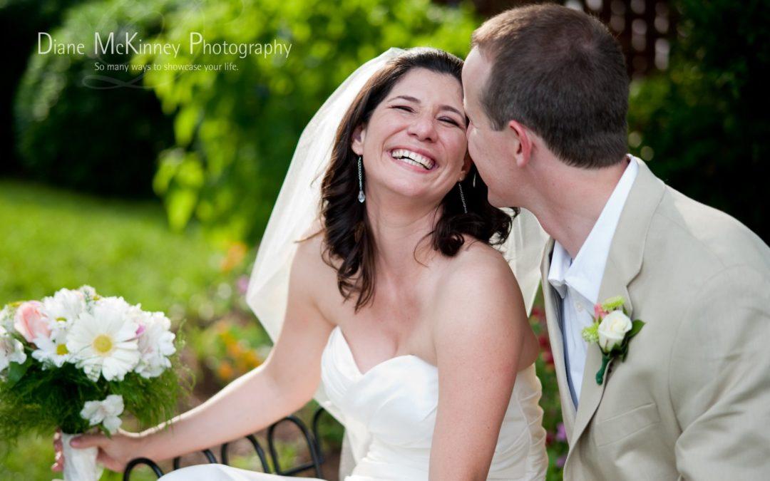 Kristina & Tim Matthews House Wedding