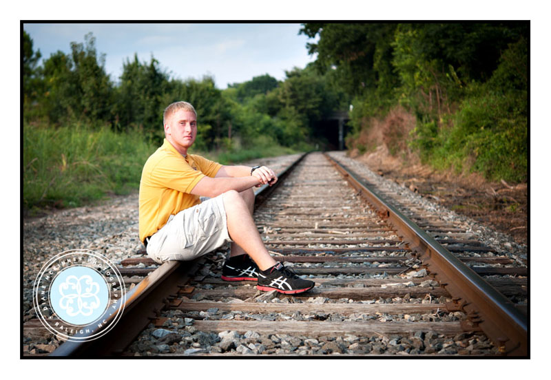 Raleigh Senior Photographer Boy