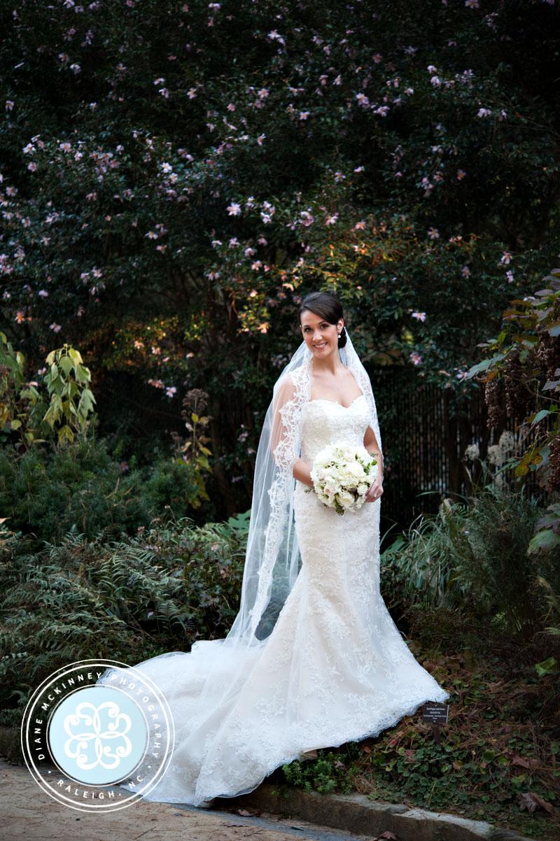 Duke Gardens Wedding Photography