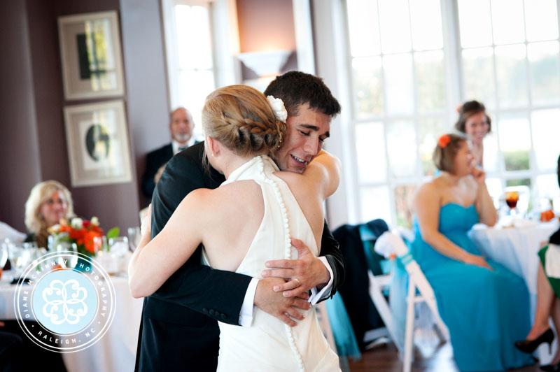 Sweet Pinehurst Bride and Groom : Wedding Photography Pinehurst