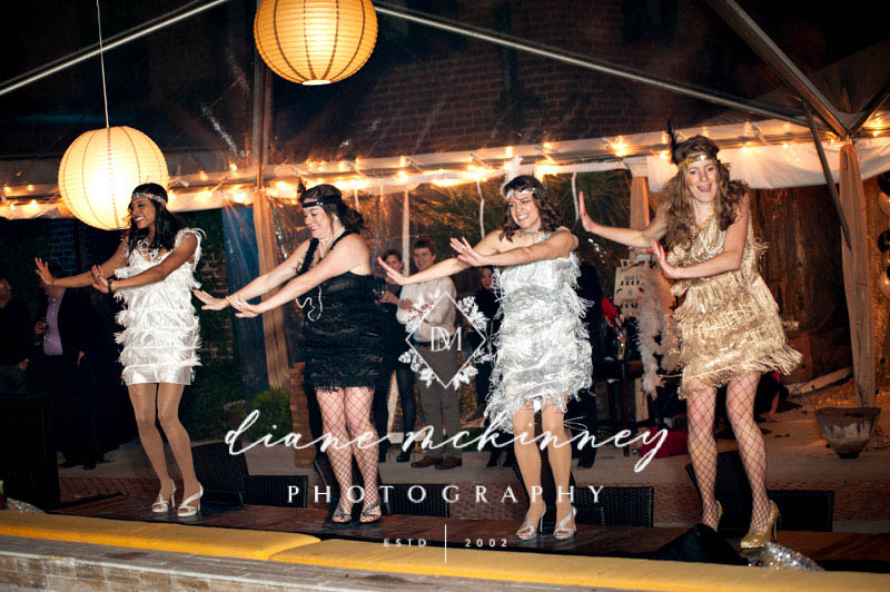 MaxPoint Party: Great Gatsby Theme Company Event Photography