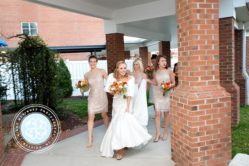 Congrats Katherine & Robert!  Wedding Photography by Raleigh Photographers