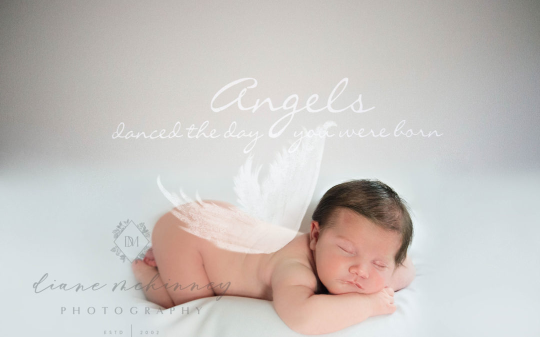 Little Angel | Newborn Photography by newborn photographers