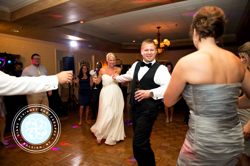 Amy & John's Wedding Day! Raleigh Country Club Wedding Photography