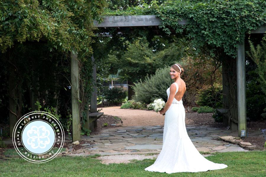 Bridal Portrait Fletcher Park