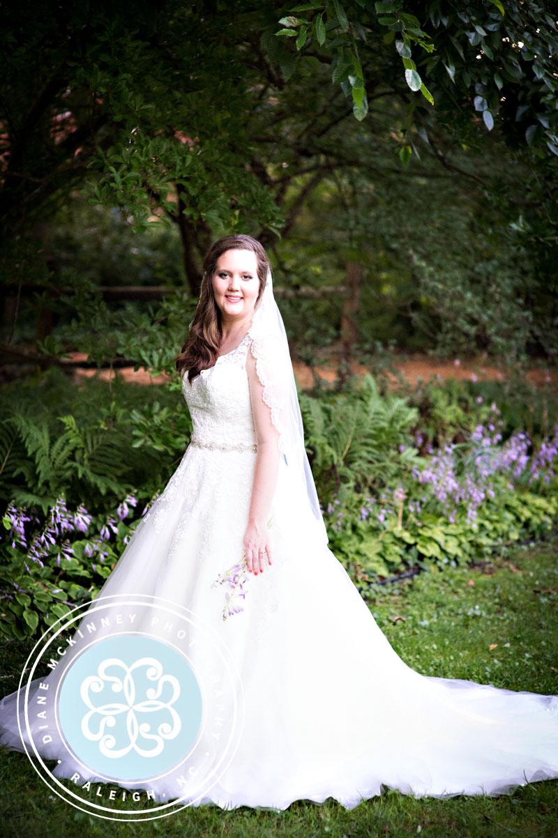 Bridal photographers unc