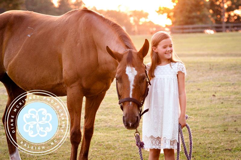 Horse child photographers