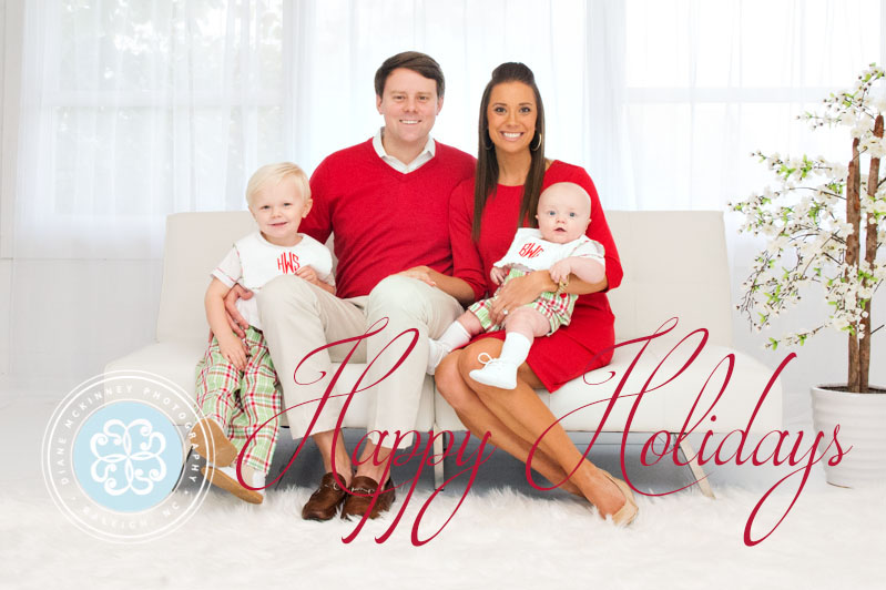 Studio Family Portrait Sessions   Raleigh Family Photographer