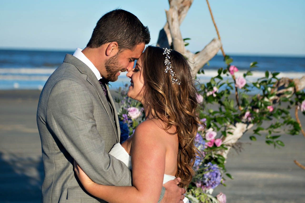 Kate & Herbie Get Married | Outer Banks Wedding Photographer