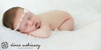 Baby E Newborn Photos | Raleigh Infant Photographer