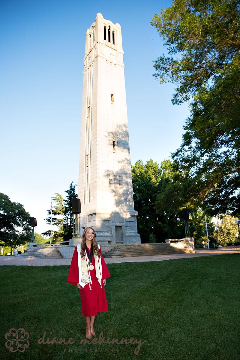 NC State Graduation photography