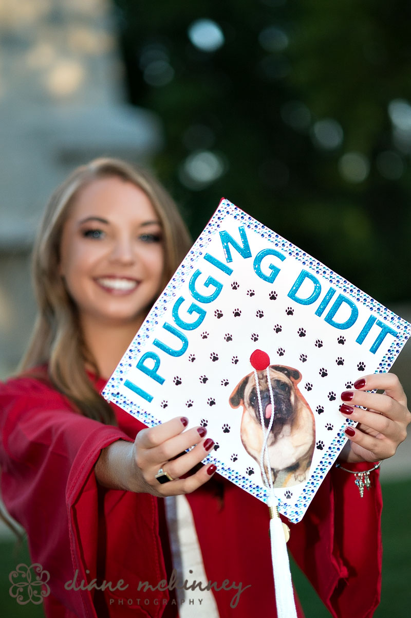 NC State Graduation photography