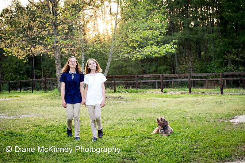 equestrian family child photographer