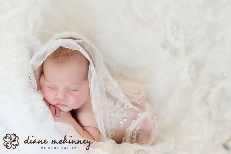 Baby K Newborn Photos | Raleigh photographers