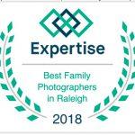 2018 Best Family Photographer Award