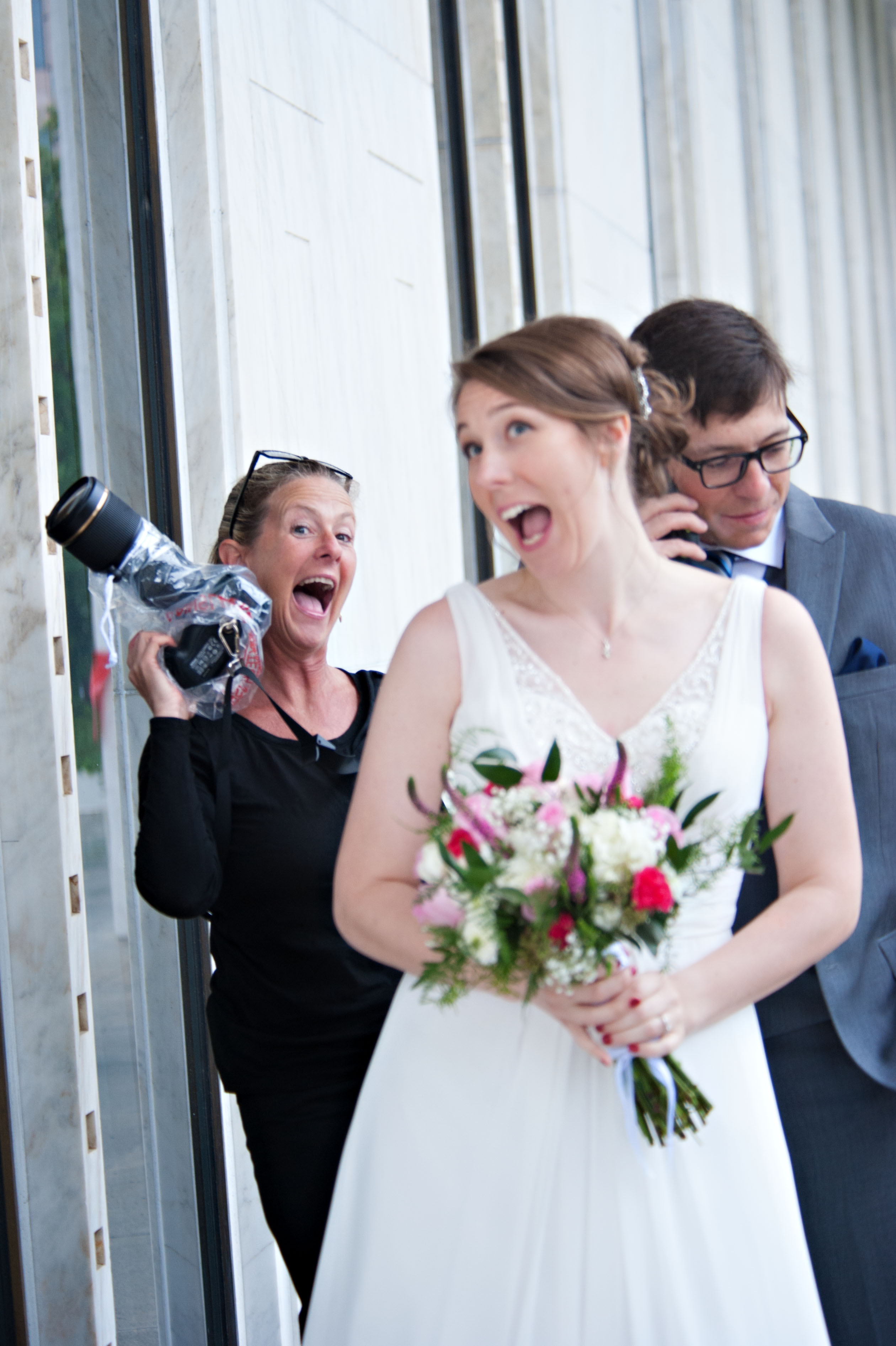 Just for Giggles | Raleigh Wedding Photographer
