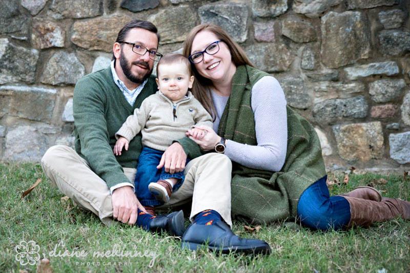Historic Oakview Park Family Photos