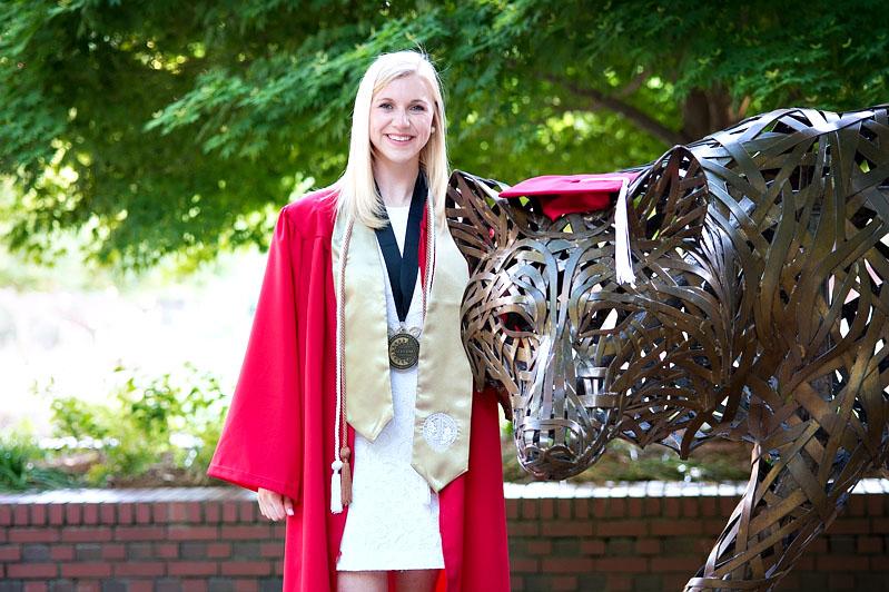 Congrats Kristen! | Raleigh Senior Photography