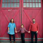 Family photographers downtown raleigh