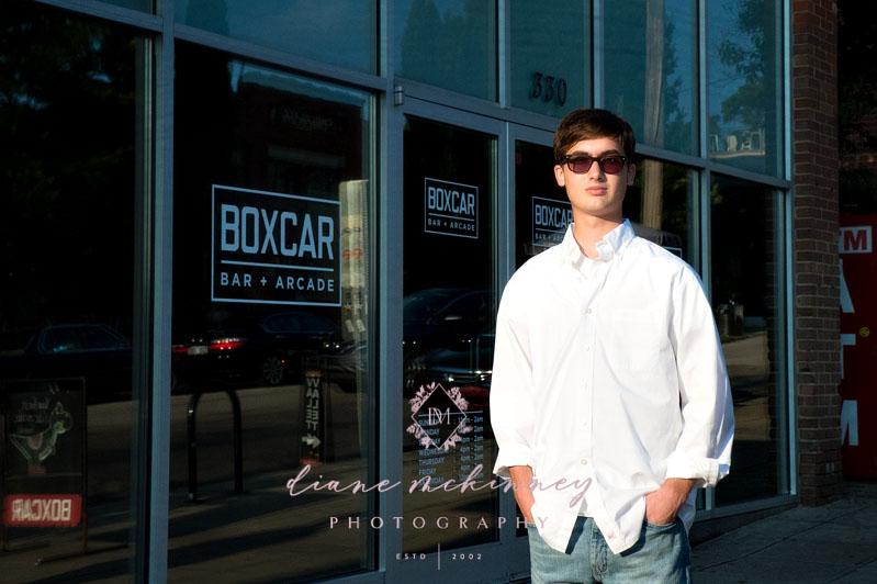 Senior boy photos