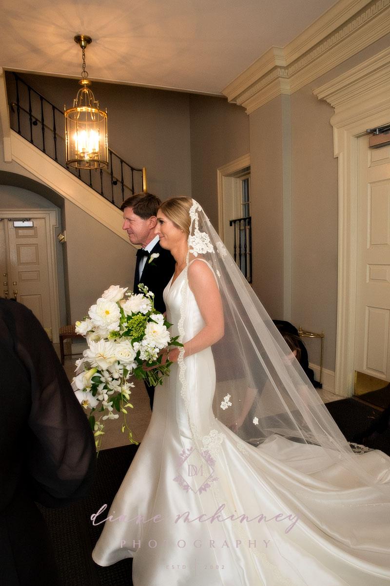 Bride with Dad Photos