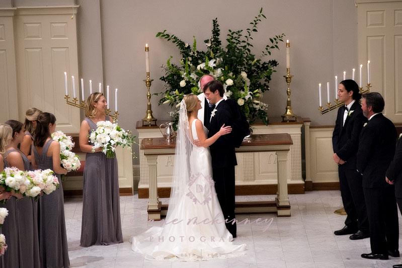 White Memorial Wedding Photos
