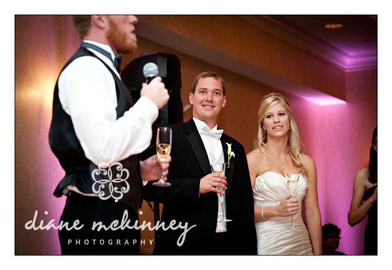 Brier Creek Country Club Wedding Photos
