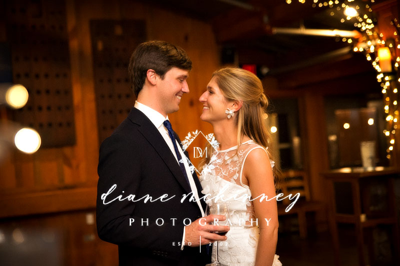 Margaret and John's Rehearsal Dinner at the Angus Barn | Raleigh Photographers