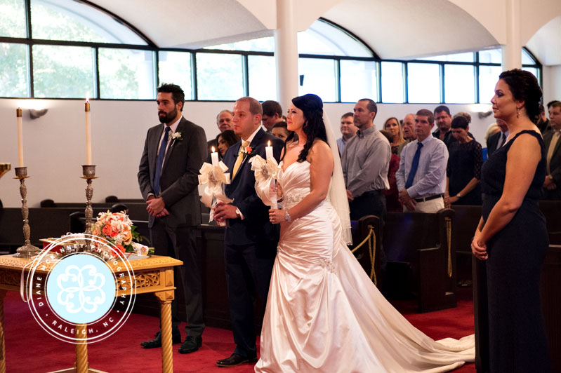 raleigh greek wedding photographers