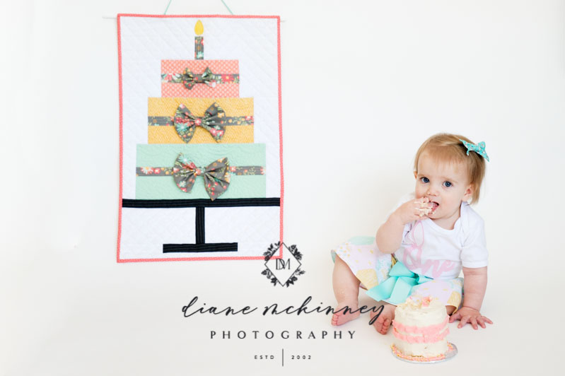 Baby A turns 1 One | Raleigh Photographers