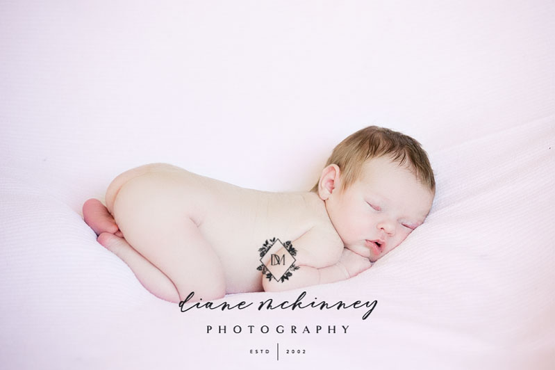 Newborn Baby A is a Week Old | Raleigh Photographers