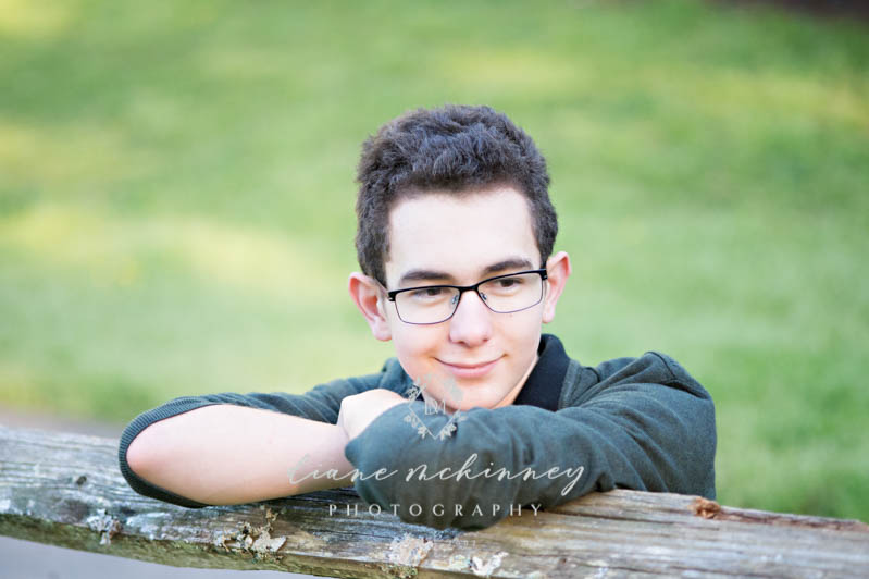 Andrew's a Senior | Photographers Raleigh