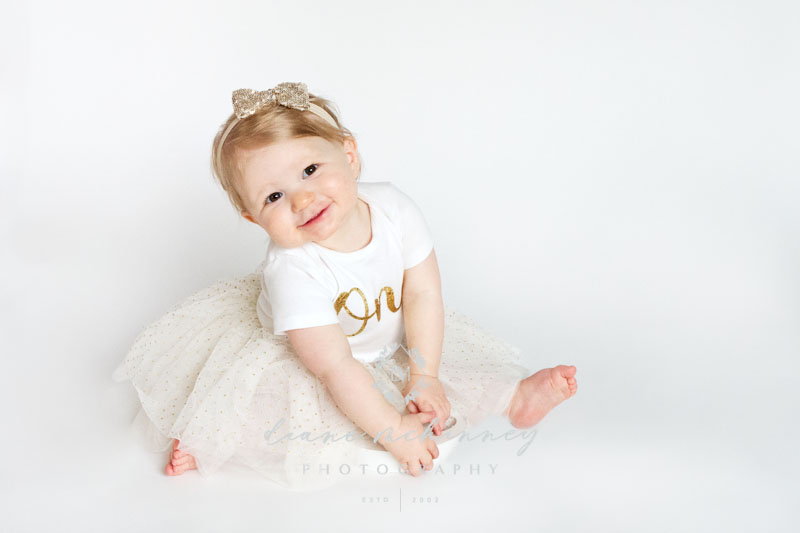 Baby Natty One Year | Raleigh Child Photographers