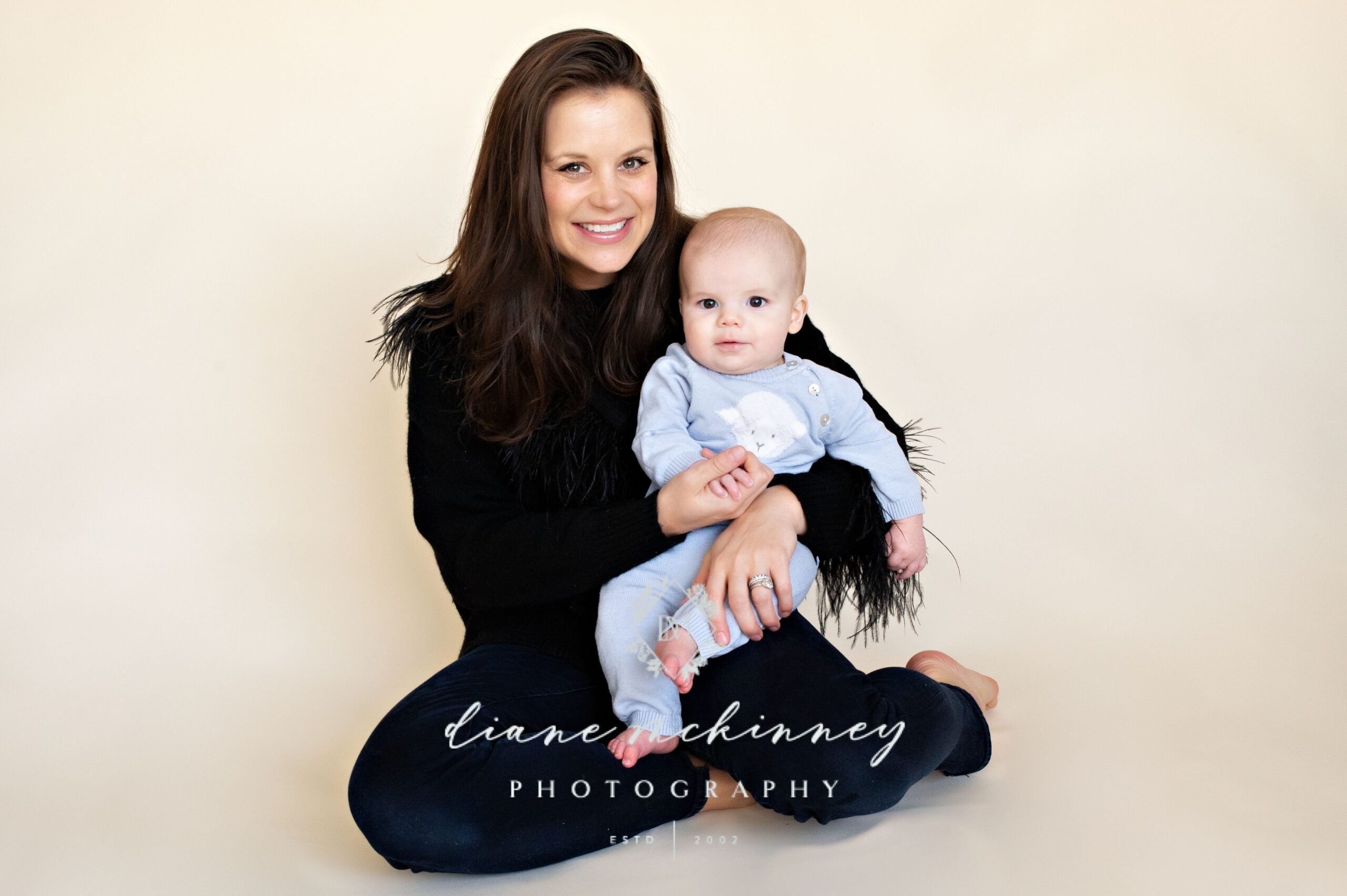 mom and baby photos
