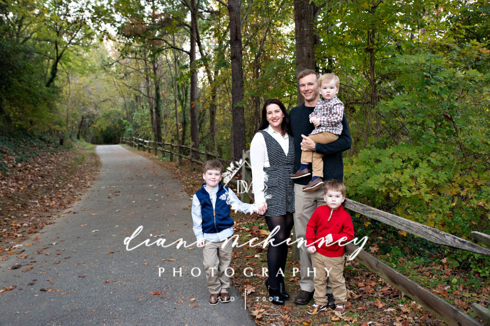 Family Photos at Dorethea Dix Park | Petite Mini-session Day