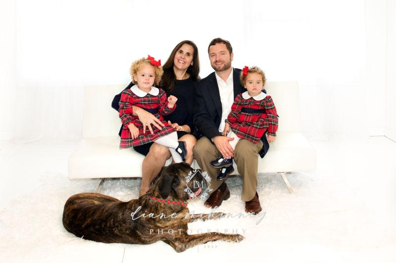 Family Photos in Studio