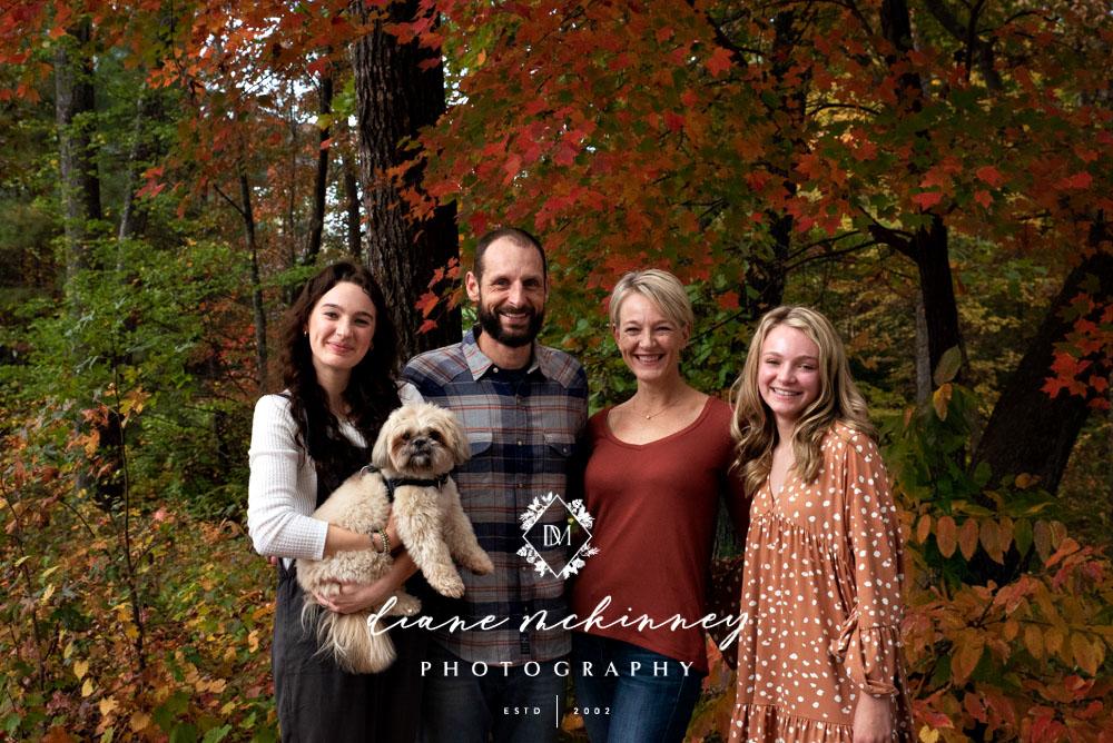 Fall Family Photos | The S Family
